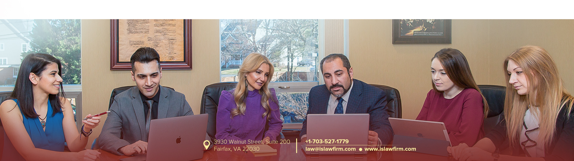 IS Law Firm lawyer serving DC VA Maryland area