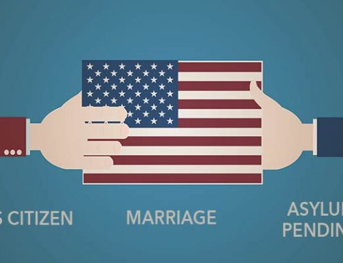 What if I Marry a U.S. Citizen while my Asylum Case Is Pending?