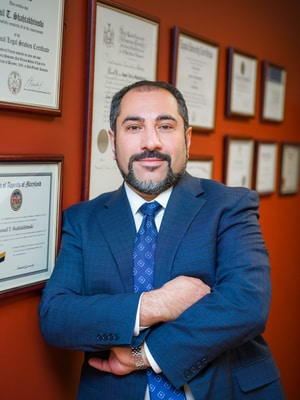 Ismail Shahtakhtinski IS Law Firm PLLC lawyer serving DC VA MD area immigration attorney personal injury